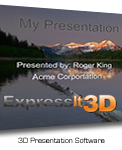 Express It 3D Presentation Community
